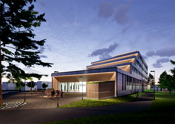Caverion and Fira to build and maintain a new campus over its lifecycle - read more about the…